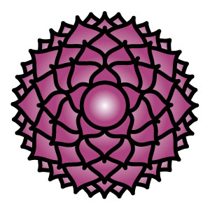 The Crown Chakra Symbol