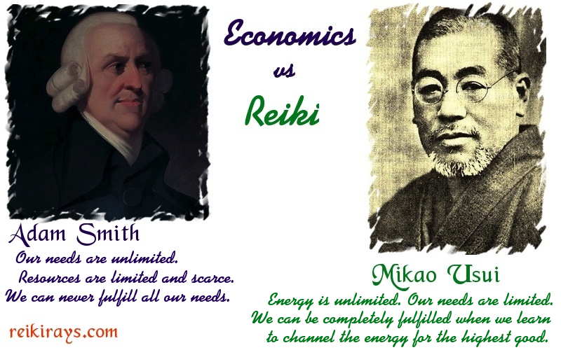 Economics vs Reiki