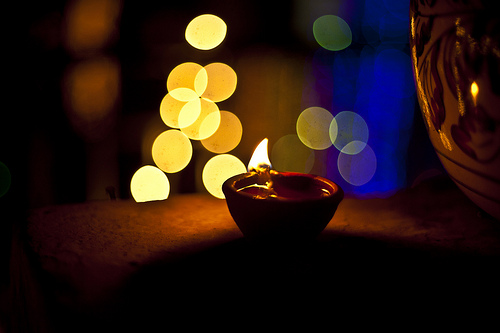 Light Meditation with Reiki and Candles