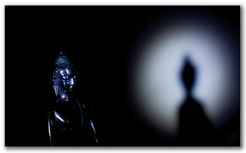 Removing Darkness From A Client With Reiki