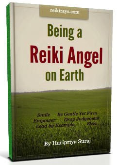Being a Reiki Angel on Earth
