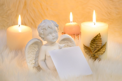 Angel Communication through Letters