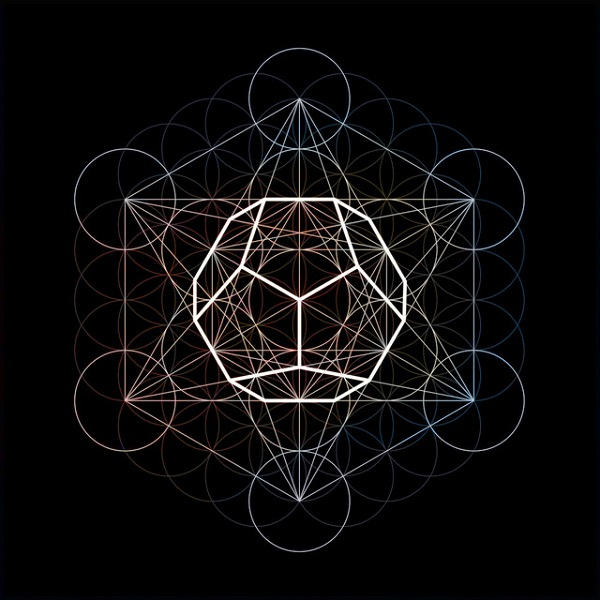 Reiki, crystal healing and sacred geometry