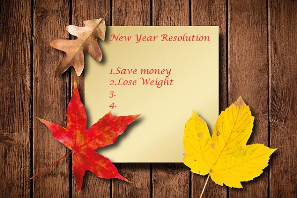 Reiki and New Year Resolution