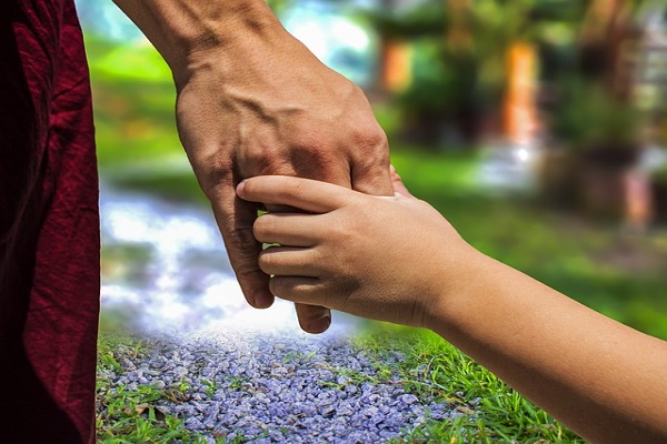 Upbringing Kids with Divine Reiki Blessings