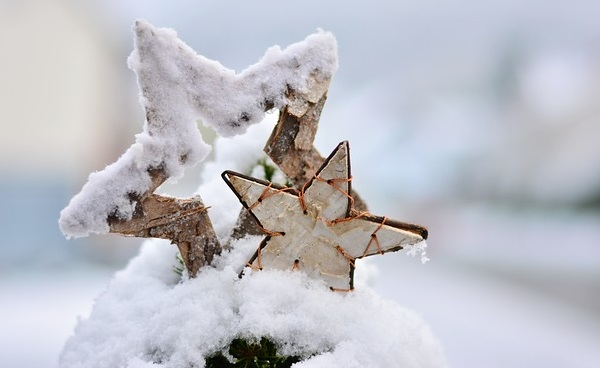 Taking Inspiration From Winter to Heal Seasonal Stress