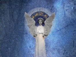 The angels and the zodiac