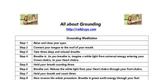 All about Grounding