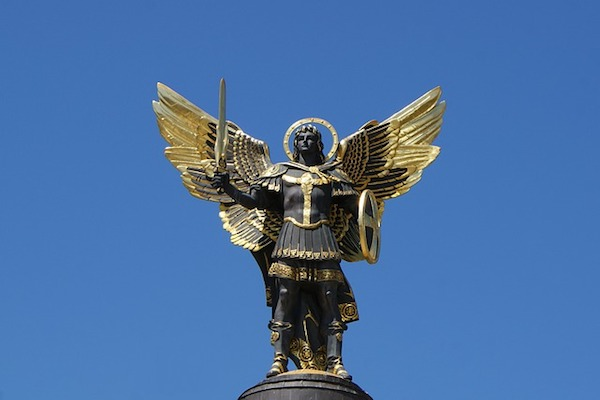 Working with Archangel Michael