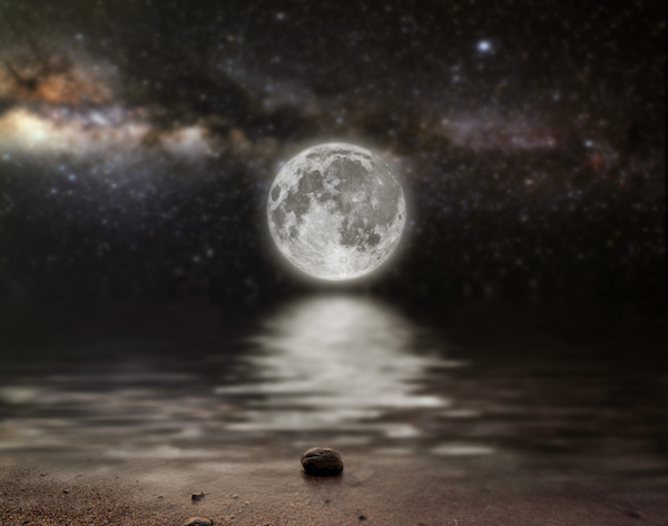 New Moon Reiki Date