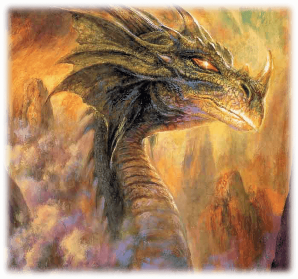 The Energy of the Dragon: Dragon Reiki