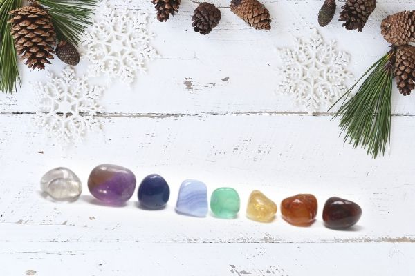 Reiki and Crystals for Balance During the Holiday Season