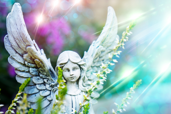 Archangel Jeremiel: Gentle and Powerful