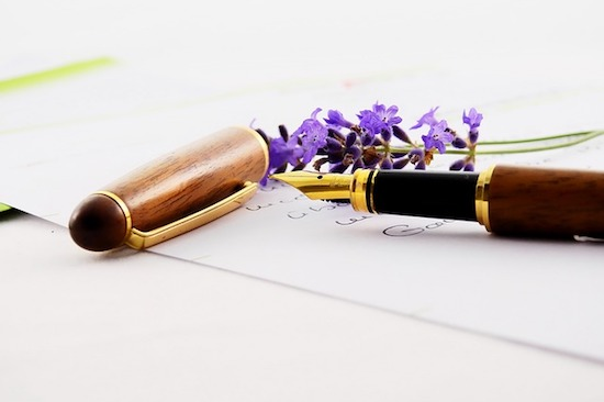 Writing to your Guardian Angel