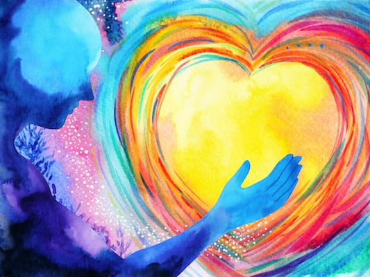 Healing the Heart Chakra for Reiki Practitioners