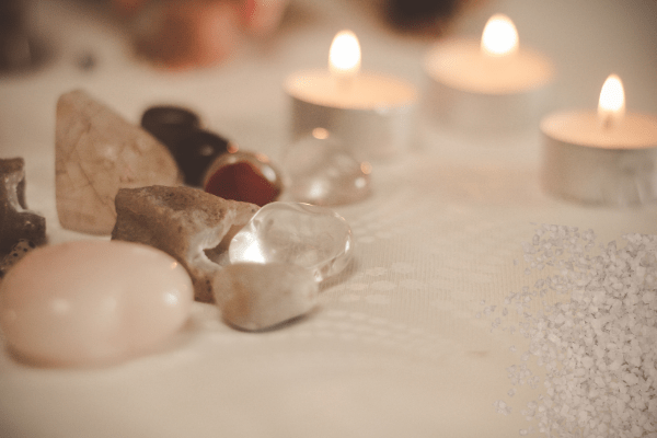 White Light, White Crystals, and White Salt: Keeping It Simple for Reiki
