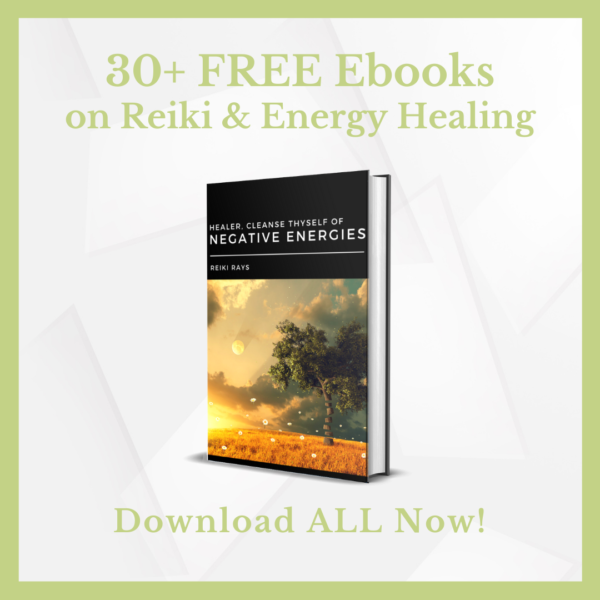 Healer, Cleanse Thyself of Negative Energies
