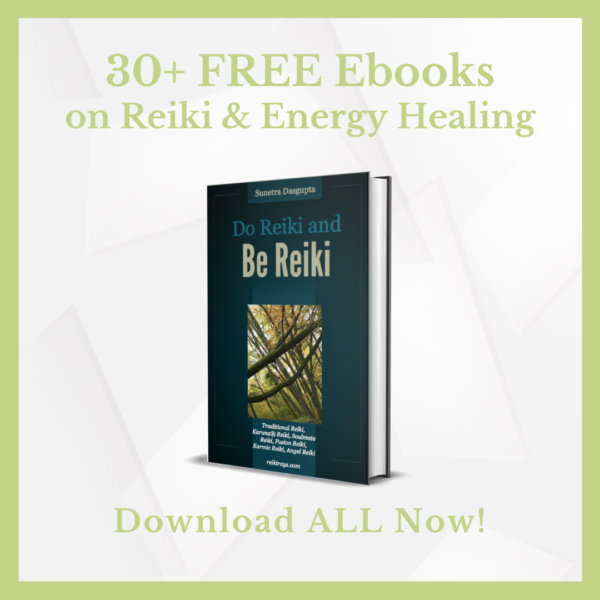 Do Reiki and Be Reiki