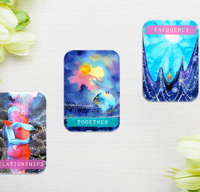 Oracle Card Reading April 04-10, 2021